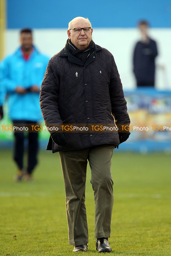 Dagenham manager John Still during Barrow vs Dagenham & Redbridge, Vanarama National League Football at the Furness Building Society Stadium on 9th December 2017