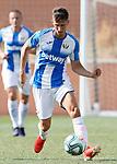 CD Leganes' Alexander Szymanowski during friendly match. July 13,2018. (ALTERPHOTOS/Acero)
