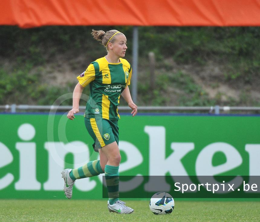KNVB Beker Finale : ADO Den Haag - FC Twente : Marleen Joore<br /> foto DAVID CATRY / Nikonpro.be