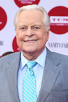 "HOLLYWOOD, LOS ANGELES, CA, USA - APRIL 10: Robert Osborne at the 2014 TCM Classic Film Festival - Opening Night Gala Screening of ""Oklahoma!"" held at TCL Chinese Theatre on April 10, 2014 in Hollywood, Los Angeles, California, United States. (Photo by David Acosta/Celebrity Monitor)"