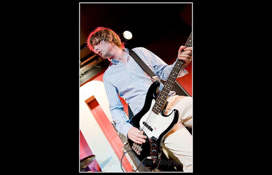 Chris Remington - Making the Modern Scene 2 - Terry Rawlings Benefit - 100 Club - 27-07-2009