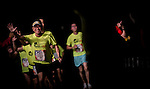 Participants running during the Wings for Life World Run on 08 May, 2016 in Yilan, Taiwan. Photo by Victor Fraile / Power Sport Images