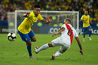 Rio de Janeiro (RJ), 07/07/2019 - Copa América / Final / Brasil x Peru -  Gabriel Jesus do Brasil durante partida contra o Peru jogo válido pela Final da Copa América no Estádio do Maracanã no Rio de Janeiro neste domingo, 07. (Foto: Gustavo Serebrenick/Brazil Photo Press)