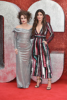 HELENA BONHAM CARTER, SANDRA BULLOCK<br /> &quot;Ocean's 8&quot; European fflm premiere in Leicester Square, London, England on June 13, 2018<br /> CAP/Phil Loftus<br /> &copy;Phil Loftus/Capital Pictures /MediaPunch ***NORTH AND SOUTH AMERICAS ONLY***