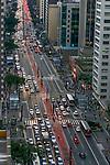 Avenida Paulista, Sao Paulo. 2018. foto de Juca Martins.