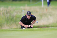 Scott Henry (SCO) at the 3rd green during Sunday's Final Round of the Northern Ireland Open 2018 presented by Modest Golf held at Galgorm Castle Golf Club, Ballymena, Northern Ireland. 19th August 2018.<br /> Picture: Eoin Clarke | Golffile<br /> <br /> <br /> All photos usage must carry mandatory copyright credit (&copy; Golffile | Eoin Clarke)