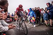 September 6th 2017, Los Machucos Momumento Vaca Pasiega, Spain; Cycling, Vuelta a Espana Stage 17; Chris Froome