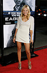 "HOLLYWOOD, CA. - September 16: Malin Akerman arrives at the Los Angeles Premiere of ""Eagle Eye"" at the Mann's Grauman Chinese Theatre on September 16, 2008 in Los Angeles, California."