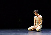 Sergei Polunin Dancer UK Premier at the London Palladium, London, Great Britain <br /> 2nd March 2017 <br /> <br /> Sergei Polunin <br /> live performance after the screening of Dancer - Take me to Church - performed live on stage at The London Palladium. <br /> <br /> Photograph by Elliott Franks <br /> Image licensed to Elliott Franks Photography Services