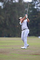 Gavin Green (MAS) on the 13th fairway during Round 3 of the Sky Sports British Masters at Walton Heath Golf Club in Tadworth, Surrey, England on Saturday 13th Oct 2018.<br /> Picture:  Thos Caffrey | Golffile