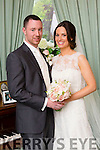 Siobhan Maguire, daughter of Tony and Helen Maguire, and Kieran Doherty, son of Donal and Breda Doherty were married at Fossa Church killarney by Fr Michael O'Dochartaigh on Saturday 23rd May 2015 with a reception at Ballyseedy Castle Hotel
