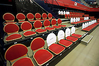 07-02-12, Netherlands,Tennis, Den Bosch, Daviscup Netherlands-Finland, Business seats