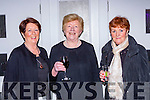 Delia Foley, Kay Keating and Bridie Kingston Dooks GC at the Kerry Sports Star awards in the Malton Hotel on Friday night