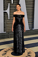 BEVERLY HILLS, CA - MARCH 4: Radhika Jones arrives at the 2018 Vanity Fair Oscar Party at the Wallis Annenberg Center for the Performing Arts on March 4, 2018 in Beverly Hills, California.(Photo by Scott Kirkland/PictureGroup)