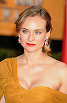 LOS ANGELES, CA. - January 23: Diane Kruger arrives at the 16th Annual Screen Actors Guild Awards held at The Shrine Auditorium on January 23, 2010 in Los Angeles, California.