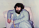 Iraq 1984 .Hama Haji Mahmoud in his house of Surien.Irak 1984 .Hama Haji Mahmoud dans sa maison de Surien