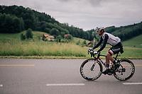 Michael Matthews (AUS/Sunweb)<br /> <br /> Stage 4: Gansingen &gt; Gstaad (189km)<br /> 82nd Tour de Suisse 2018 (2.UWT)
