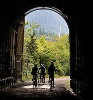John Wayne Trail Mountain Bike Ride Images