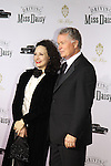 Bebe Neuwirth and husband Chris Cakins at Opening Night of Broadway's Driving Miss Daisy on October 25, 2010 and the after party at the Plaza, New York City, New York. (Photo by Sue Coflin/Max Photos