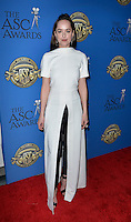 FEB 04 31st Annual American Society of Cinematographers Awards