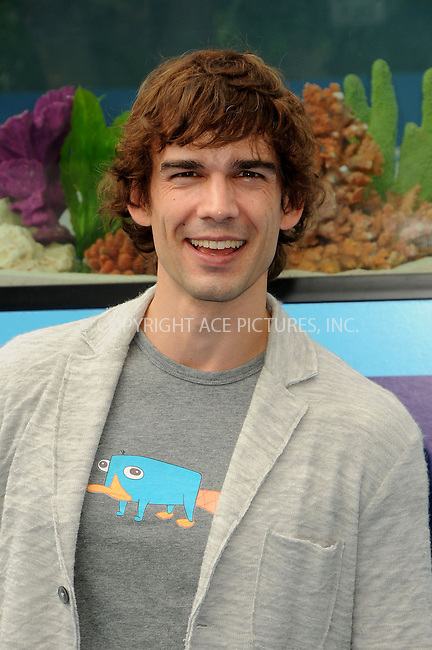 WWW.ACEPIXS.COM . . . . .  ....September 17 2011, LA....Christopher Gorham arriving at the Premiere of 'Dolphin Tale' at The Village Theatre on September 17, 2011 in Westwood, California. ....Please byline: PETER WEST - ACE PICTURES.... *** ***..Ace Pictures, Inc:  ..Philip Vaughan (212) 243-8787 or (646) 679 0430..e-mail: info@acepixs.com..web: http://www.acepixs.com