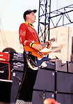 Cheap Trick 1980 Rick Nielsen Summer Blowout at the Coliseum<br /> &copy; Chris Walter