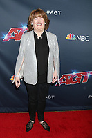 "LOS ANGELES - AUG 20:  Susan Boyle at the ""America's Got Talent"" Season 14 Live Show Red Carpet at the Dolby Theater on August 20, 2019 in Los Angeles, CA"