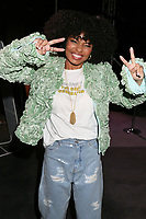 NEW YORK  NY- APRIL 6: Yara Shahidi at Beautycon Festival NYC 2019 Day 1 at the Javits Center in New York City on April 6, 2019.      <br /> CAP/MPI/WG<br /> ©WG/MPI/Capital Pictures