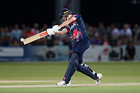 Zak Crawley hits out for Kent during Kent Spitfires vs Surrey, Vitality Blast T20 Cricket at the St Lawrence Ground on 23rd August 2019
