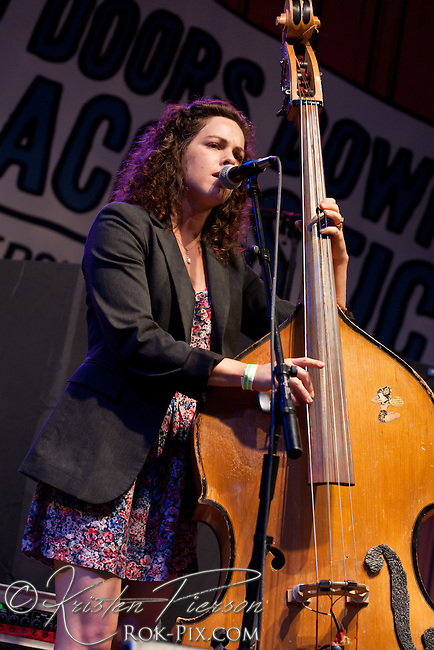 Amy LaVere performs at Newport Waterfront Events