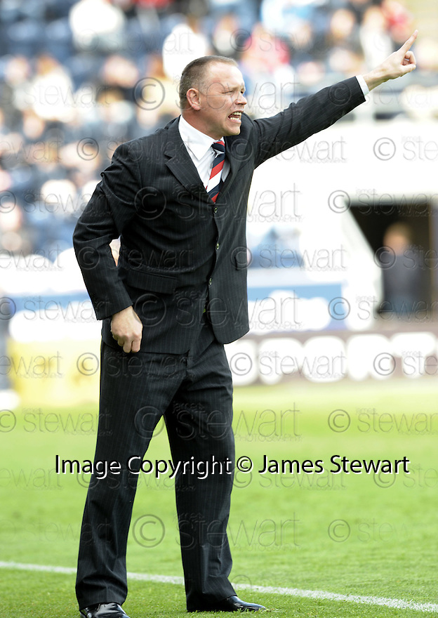 02/05/2009  Copyright  Pic : James Stewart.sct_jspa21_falkirk_v_motherwell.FALKIRK MANAGER JOHN HUGHES.James Stewart Photography 19 Carronlea Drive, Falkirk. FK2 8DN      Vat Reg No. 607 6932 25.Telephone      : +44 (0)1324 570291 .Mobile              : +44 (0)7721 416997.E-mail  :  jim@jspa.co.uk.If you require further information then contact Jim Stewart on any of the numbers above.........