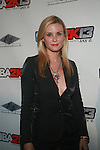 Actress Bonnie Somerville Attends the premiere and celebration of 2K Sports' NBA2K13 with its Executive Producer, JAY Z and a live performance by Meek Mill held at The 40/40 Club, NY  9/26/12