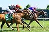 Sass Master winning at Delaware Park on 7/31/17