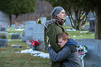 Julia Roberts &amp; Lucas Hedges<br /> Ben Is Back (2018) <br /> *Filmstill - Editorial Use Only*<br /> CAP/RFS<br /> Image supplied by Capital Pictures