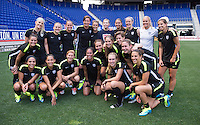 USWNT Training, May 29, 2015