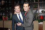 LOS ANGELES - DEC11: Tom Lenk, Scott Nevins at Scott Nevins Presents SPARKLE: An All-Star Holiday Concert to benefit The Actors Fund at Rockwell Table & Stage on December 11, 2014 in Los Angeles, California
