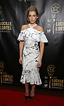 Ari Graynor attends 32nd Annual Lucille Lortel Awards at NYU Skirball Center on May 7, 2017 in New York City.