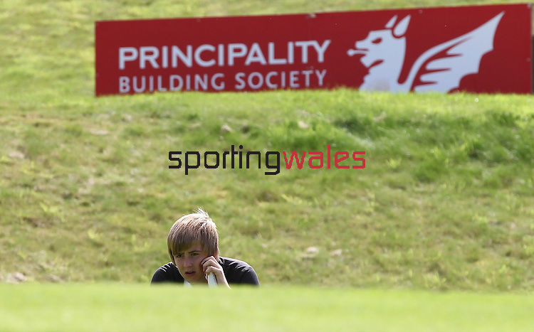 Principality Junior Wales Open Final 2012.Twenty Ten Course.20.08.12.©Steve Pope