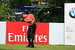 Jeev Milkha Singh (IND) tees off on the 4th tee during Day 2 of the BMW International Open at Golf Club Munchen Eichenried, Germany, 24th June 2011 (Photo Eoin Clarke/www.golffile.ie)