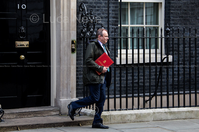 Edward Davey MP (Secretary of State for Energy and Climate Change).<br />