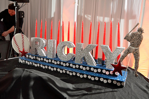 A festive Bar Mitzvah party at Boys and Girls Club, Greenwich, Connecticut
