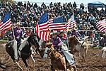 April 1, 12012, Lagrange, California --65th La Grange Rodeo--<br />  Photo by Al Golub/Golub Photography