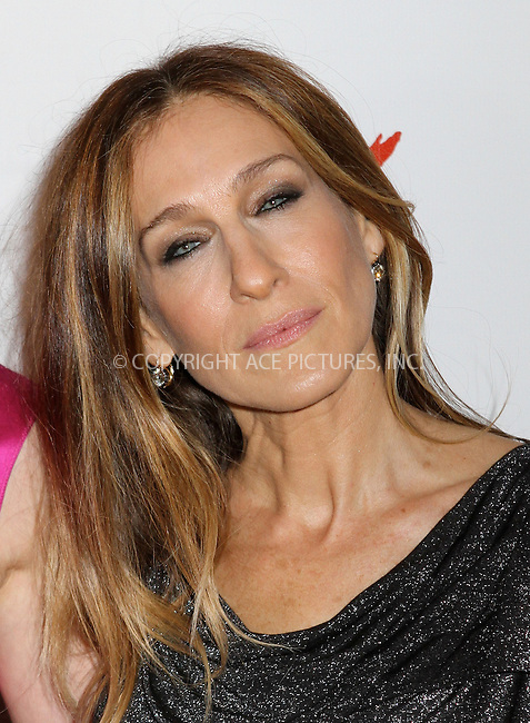 WWW.ACEPIXS.COM....December 5 2012, New York City..........Sarah Jessica Parker at the New 42nd Street Gala to Honor Australia Council for the Arts at December 5 2012 in New York City....By Line: Nancy Rivera/ACE Pictures......ACE Pictures, Inc...tel: 646 769 0430..Email: info@acepixs.com..www.acepixs.com