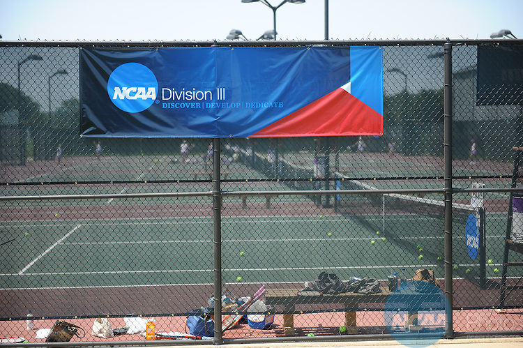 27 MAY 2010:  The Division III Women's Tennis Championship held at the Battleground Tennis Complex on the University of Mary Washington campus in Fredricksburg, VA. Greg Fiume/ NCAA Photos