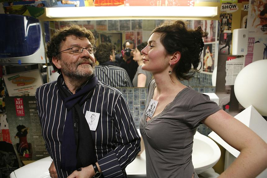 Jose Alfarroba & Marion Colleter