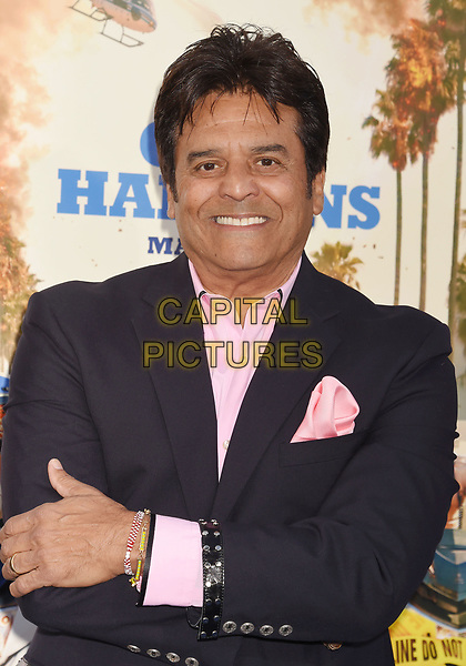 HOLLYWOOD, CA - MARCH 20: Actor Erik Estrada arrives at the premiere of Warner Bros. Pictures' 'CHiPS' at TCL Chinese Theatre on March 20, 2017 in Hollywood, California.<br /> CAP/ROT/TM<br /> &copy;TM/ROT/Capital Pictures