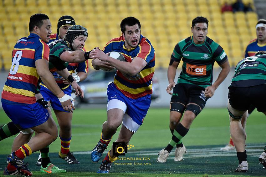 Jubilee Cup - Wainuiomata v Tawa at Westpac Stadium, Wellington, New Zealand on Saturday 2 July 2016. <br /> Photo by Masanori Udagawa. <br /> www.photowellington.photoshelter.com.