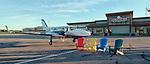 Inaugural FLYGTA flight into CYQA (Muskoka Airport) from CYTC (Billy Bishop Island Airport)