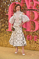 Camilla Rutherford at 'Absolutely Fabulous: The Movie' world film premiere, Odeon cinema, Leicester Square, London, England June 19, 2016.<br /> CAP/PL<br /> &copy;Phil Loftus/Capital Pictures /MediaPunch ***NORTH AND SOUTH AMERICAS ONLY***