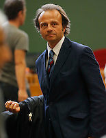 Henry Woodcook durante la lettura del la sentenza di condanna per Berlusconi  perla  compravendita senatori